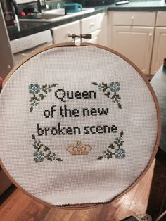 5SOS Cross Stitch