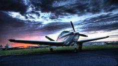 Pequeñas aeronaves privadas