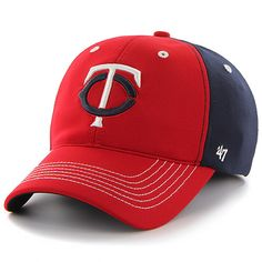 2025536a9a7 Minnesota Twins Carson  47 Closer One Size Stretch Fit Cap by  47 Brand  Closer