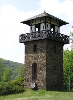 Römischer Steinturm