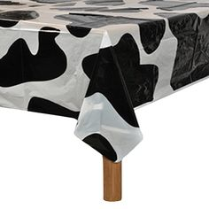 Cow Spots Table Cloth