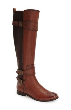 Frye 'Anna - Gore' Tall Boot (Women) available at #Nordstrom
