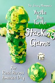 Looking for a fun Dr. Seuss game to play for your Read Across America celebration? This one involves the book, Yertle the Turtle , one of ou...