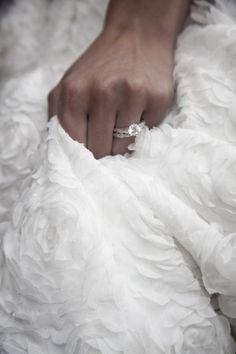 Ruffled-Wedding-Dress