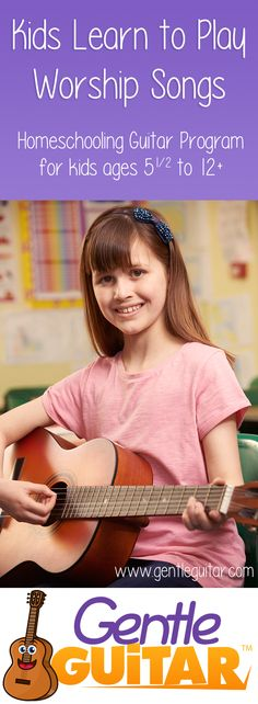 Do you have young kids who like to sing and dance around the house? Do you have a music program that will teach them their favourite worship songs? Visit http://gentleguitar.com/offers/homeschooling