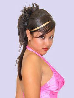 Peinados con extensiones
