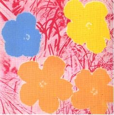 Flower 70 | Andy Warhol, Flower 70 (1970)