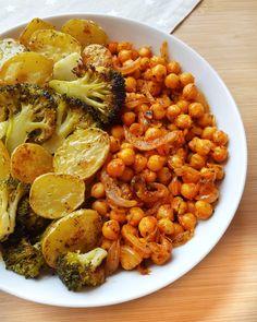 Quick Recipes, Easy Healthy Recipes, Healthy Cooking, Vegetarian Recipes, Healthy Eating, Cooking Recipes, Deli Food, Eat Smart, Plant Based Recipes
