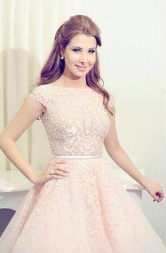 Nancy Ajram in a couture dress by Zuhair Murad, Aida Zeenny Photography, styling: L'Armoire De Lana