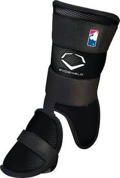 EvoShield Protective Batter's Leg Guard: EvoShield Protective Batter's Leg Guard… #BaseballBats #BaseballGloves #BaseballUniforms