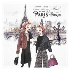 """Whoever does not visit Paris regularly will never really be elegant."" by never-too-late-to-dream ❤ liked on Polyvore featuring Miu Miu, Maison Margiela, Philosophy di Lorenzo Serafini, Roksanda, Witchery, Haider Ackermann, paris and fallgetaway"