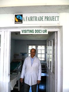 This tea estate chose to use their Fair Trade premiums to have a part-time doctor on staff. Each estate elects their own Joint Body that decides each two months how to spend the Fair Trade premiums.