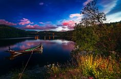 Photograph Jonsvatnet, Trondheim by Aziz Nasuti on Trondheim, River, Mountains, Landscapes, Nature, Pictures, Photography, Outdoor, Painting