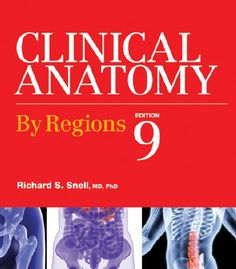 Richard snell clinical anatomy