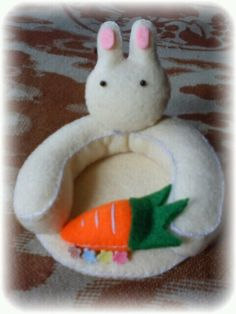 Bunny Phone Stand
