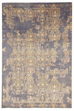 Modern Wunderschöner Teppich Handgeknüpfte 299 x 200 cm tapis orient