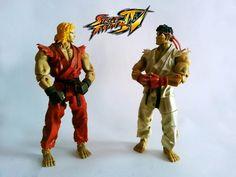 Street Fighter / Ken & Ryu