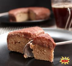 Vanilla Mocha (Whey) Protein Cake
