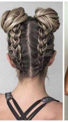 4 Pettinature Facili Per La Scuola Back To School Hairstyles Youtube