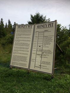 Oak Island, Nova Scotia Oak Island Mystery, Oak Island Nova Scotia, Places Around The World, Around The Worlds, Buried Treasure, Fun Signs, History Channel, Knights Templar, Natural Phenomena