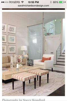 Split Level Remodel White Trim And Window Treatments On Pinterest