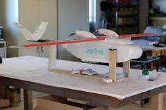 Zipline-Drohne (Bild: Zipline)