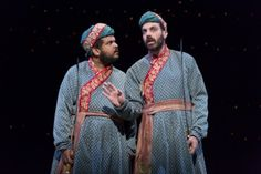 Spine: 'Guards at the Taj' at Woolly Mammoth Theatre Company