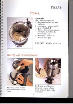 Bimby massas e docarias Betty Crocker, Empanadas, Dog Bowls, Make It Simple, Oatmeal, Cooking, Breakfast, Tableware, Recipes