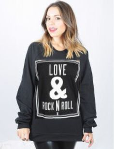 Love and Rock n Roll on Aria