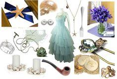 Styleboards   Magical Day Weddings   A Wedding Atlas Fan Site for Disney Weddings - Part 8 The little mermaid.
