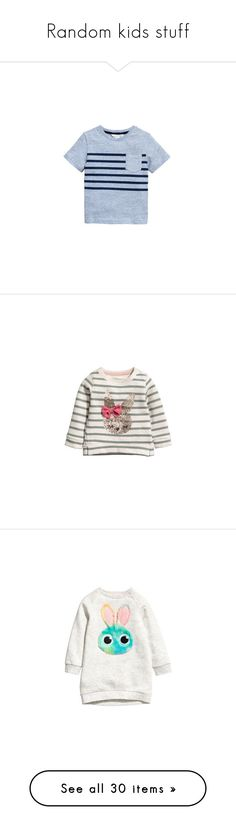"""""""Random kids stuff"""" by nonanana ❤ liked on Polyvore featuring tops, cardigans, aurora clothes, kids, babies, suri cruise, baby, accessories, people and babies/kids"""