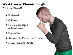 Chronic cough can be irritating at some point of time. It ruins the sleep of the sufferer and makes him /her exhausted to the core. It can also lead to fever, depression, heart palpitations, or lightheadedness. Severe cough can also cause rib fractures rarely.