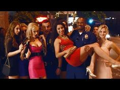 Let's Be Cops - Red Band Trailer (2014) Jake Johnson, Nina Dobrev, Damon… Nick Miller and Coach in a movie together? Hell yeah! So gonna see this!