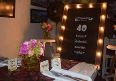 """7 Me gusta, 0 comentarios - Maria del Pilar Núñez Vega (@poshdecobox) en Instagram: """"Los fabulosos 40 para vivir, disfrutar, sonreír y amar! Decoración: @poshdecobox . . . . .…"""" Baby Shower, Table Decorations, Furniture, Instagram, Home Decor, Live, Events, Weddings, Babyshower"""