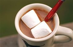 Melissa Clark's Dairy-Free Coconut Hot Chocolate