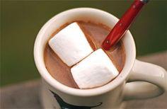 Melissa Clark's Dairy-Free Coconut Hot Chocolate