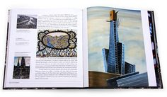 ... A collection of great art depicting Melbourne's built space form 1835 to today