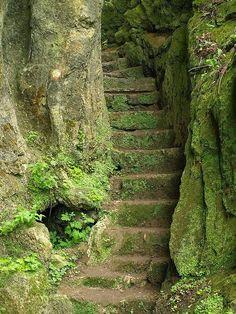 Secret Garden, Oregon