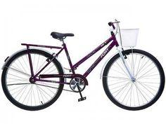 Bicicleta Colli Bike Adulto Fort Aro 26 - Quadro em Aço Carbono e Freio V-break