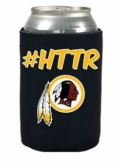 Hail to the Redskins Can Cooler