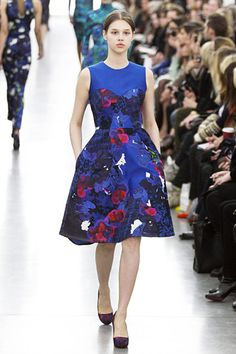 This print from Erdem hides stains, the shape hides vacation weight, and the pockets are so utilitarian.