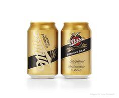 Designed by Turner Duckworth. Food Packaging Design, Coffee Packaging, Beverage Packaging, Bottle Packaging, Food Design, Design Design, Graphic Design, Beer Label Design, Alcohol Bottles