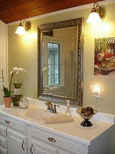 Dresser As Bathroom Vanity On Pinterest Bathroom