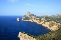 Cap de Formentor   each view beautiful
