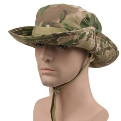 Cheap boonie hat, Buy Quality camouflage boonie hat directly from China camouflage boonie Suppliers: Tactical Airsoft Sniper Camouflage Boonie Hats Nepalese Cap Militares Army Mens American Military Accessories A-tacs FG Airsoft Sniper, Army Men, Military Army, Sniper Camouflage, Tactical Clothing, Tactical Gear, Tactical Survival, Survival Gear, Camo Hats