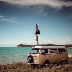 Smell life with a campervan