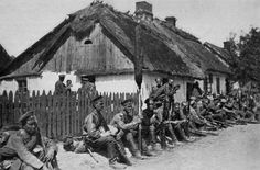 ROOTED IN EASTERN EUROPE: World War One in Galicia: Katherine's Story