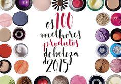 Os 100 melhores de produtos de beleza de 2015