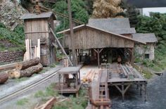 """Layout """"Dreimühlentalbahn"""" (the extended part of layout """"Steilstrecke""""), 1/87 scale H0 (NEM standard). Made by Model Railway Group """"Modelspoor Collectief"""" in the Netherlands. Design and structures made by Jacques Damen."""