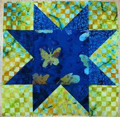 Exuberant Color: June 2012~~~lovely art quilts~~~